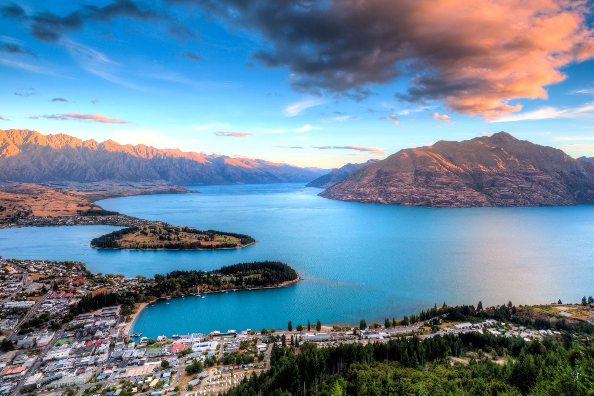 New Zealand Journey Discover The World