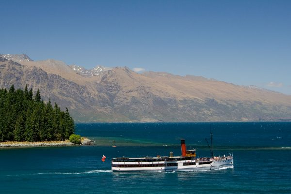 new zealand southern lakes queenstown tss earnslaw istk