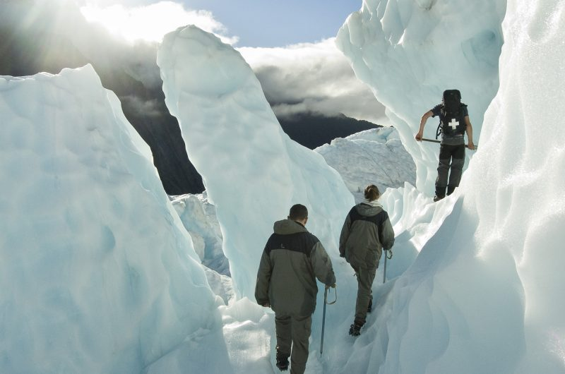 new zealand west coast franz josef glacier guided hike twc