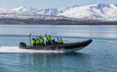 northern norway tromso whale watching by rib ts