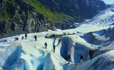 norway fjords buer glacier hike