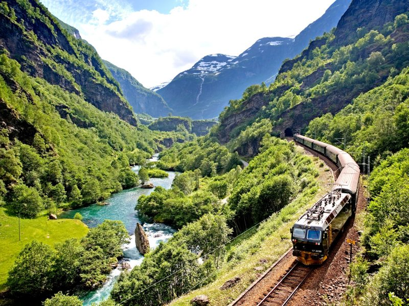 norway flam railway vflam mr