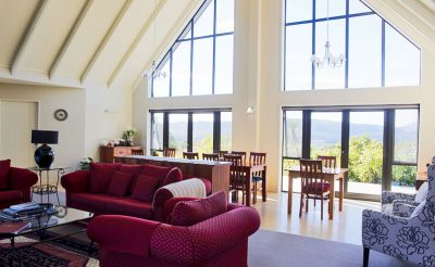 rimu lodge hokitka dining