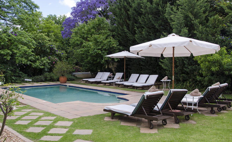 river manor boutique hotel and spa pool