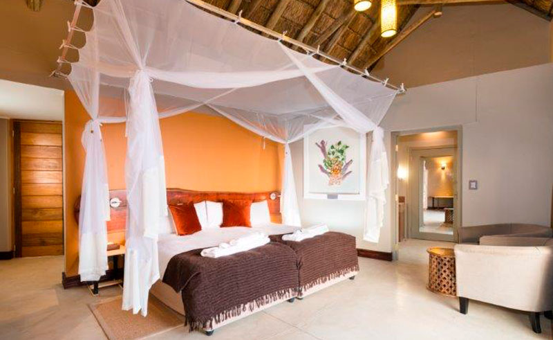 safarihoek lodge room
