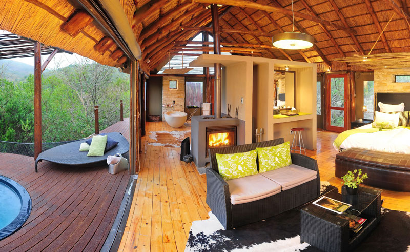 shamwari bayethe tented lodge bedroom