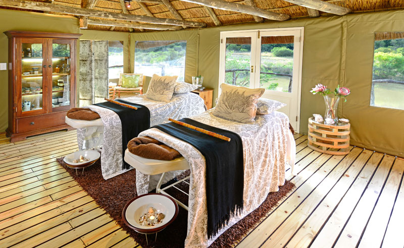 shamwari bayethe tented lodge spa