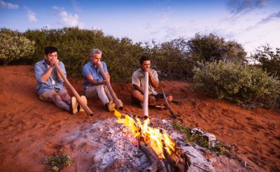 western australia shark bay didgeridoo dreaming night tour2