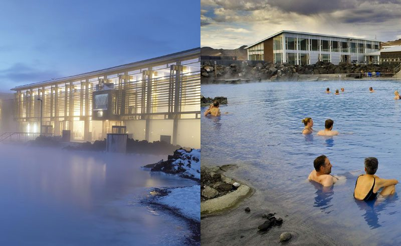 Blue lagoon vs nature baths