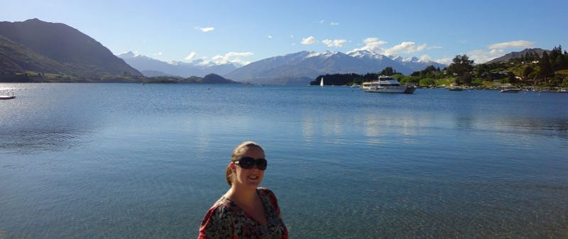 NZ lauren Lake Wanaka