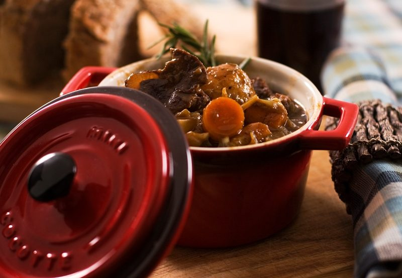 Sweden Moose Stew