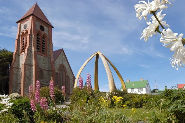 antarctica falkland islands stanley cathedral istk