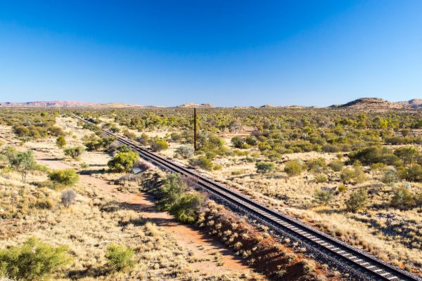 australia railway line darwin to alice springs istk