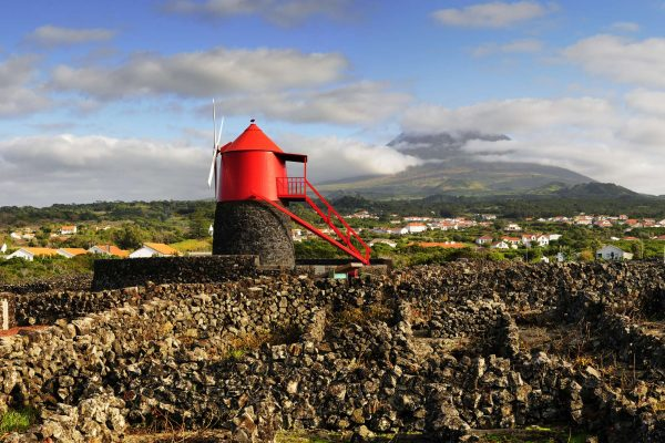azores windmill