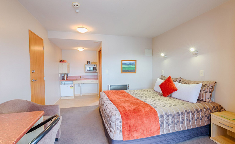 bella vista motel invercargill queen studio