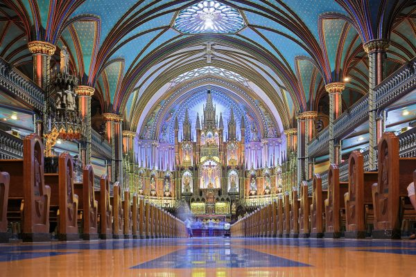 canada montreal notre dame basilica istk