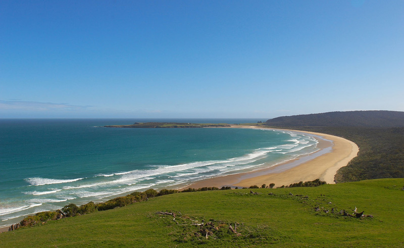 catlins farmstay bandb ocean view