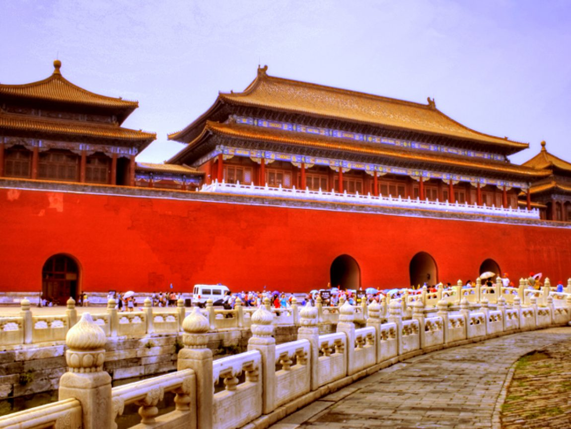 china beijing forbidden city2