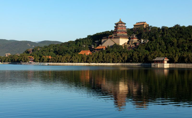 china beijing summer palace istock