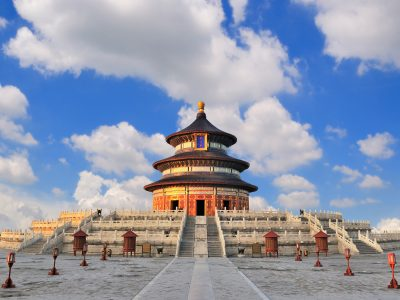 china beijing temple of heaven istk