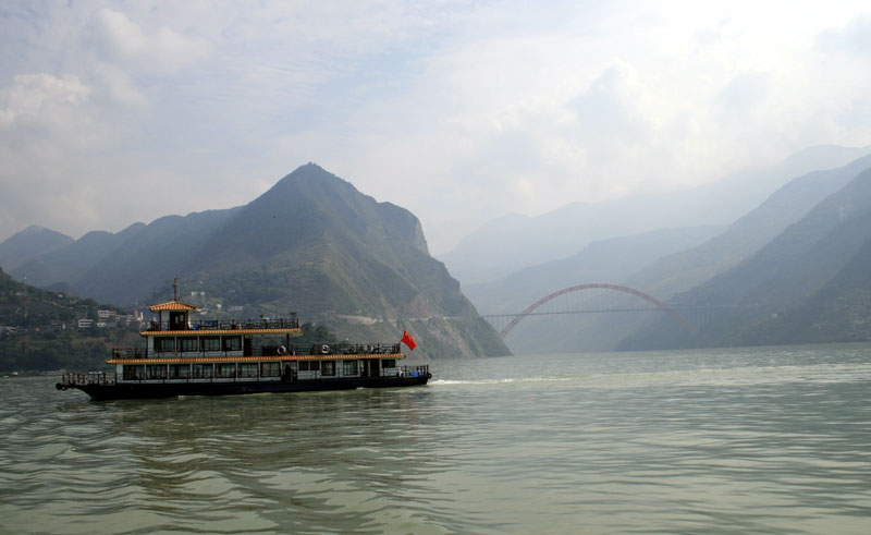 china yangtze river cruise