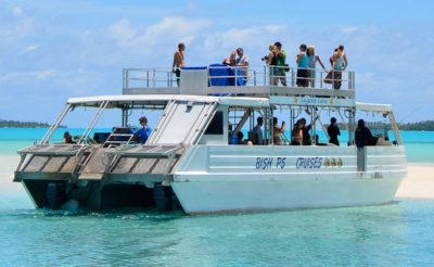 cook islands aitutaki lagoon cruise