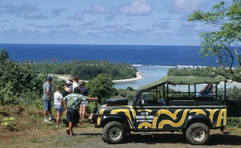 cook islands raro safari 4wd inland tour2