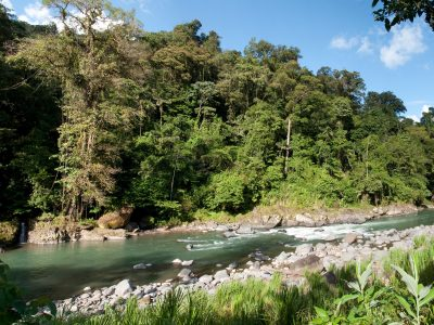 costa rica pacuare river view istk