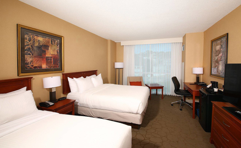 delta st johns double guest room