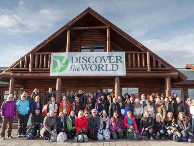 discover the world team