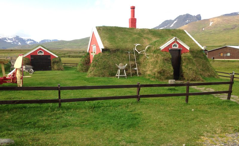 east iceland turfhouse