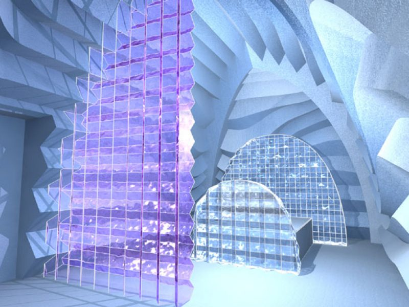 icehotel eye suite NicolasTriboulot LaurentGrapin