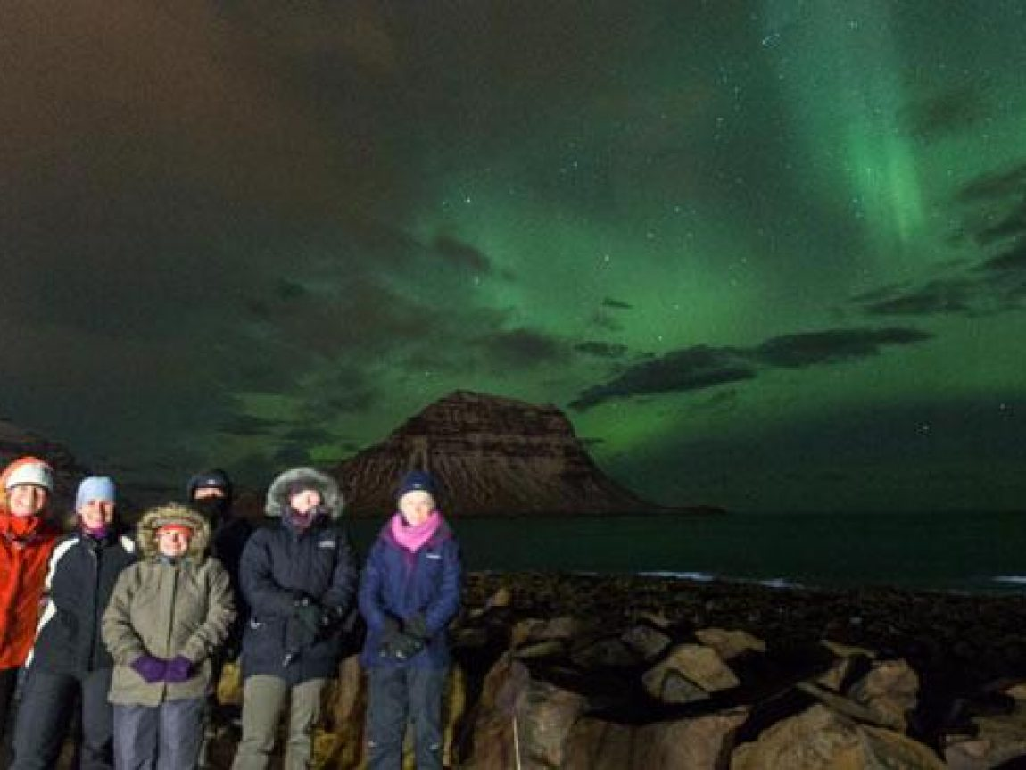 iceland aurora group blog