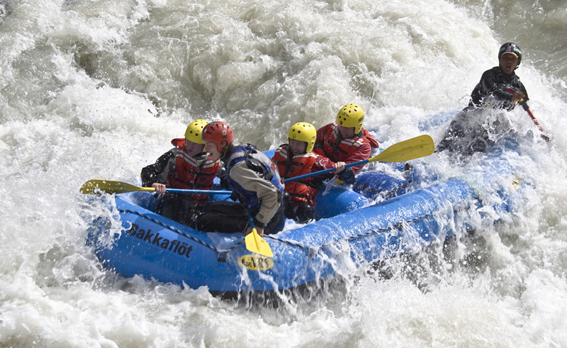 iceland river rafting from varmahlid