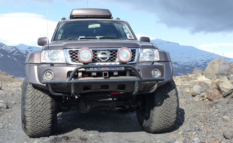 iceland thorsmork superjeep pf