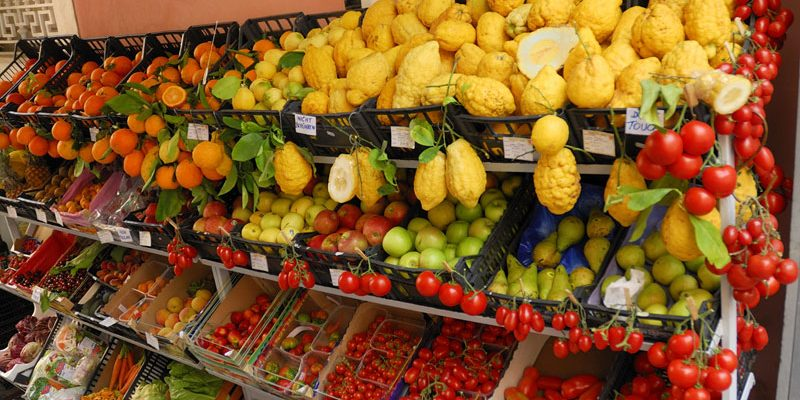 italy naples fruit and veg display istock