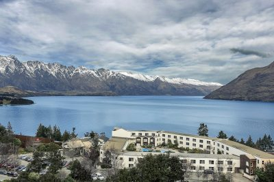 mercure resort queenstown exterior