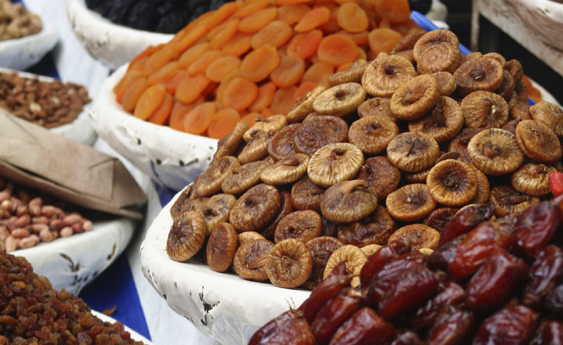 morocco dates and figs istock