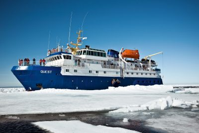 ms quest polar vessel