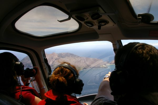 new zealand helicopter tour to white island istk