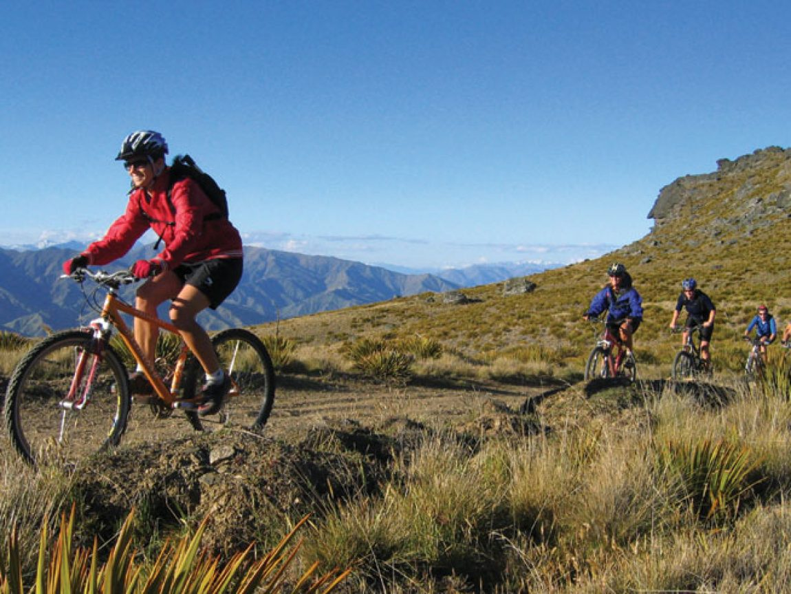 new zealand lake wanaka mountain biking lwt