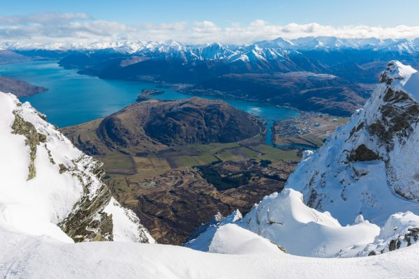 new zealand queenstown view from the remarkables istk