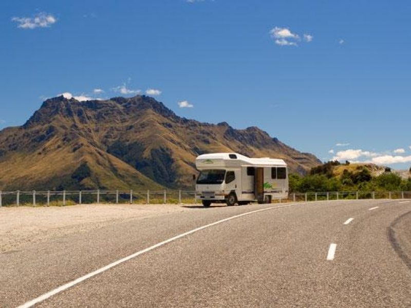 new zealand united berth campervan