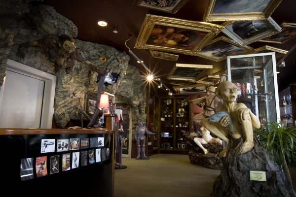 new zealand weta cave museum wellington