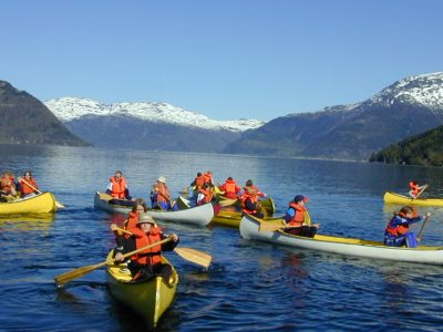 norway canoe blog