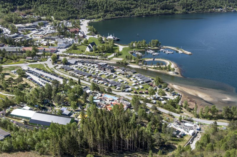norway hardangertun holiday park accommodation