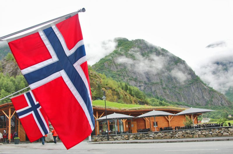 norway school trips flag