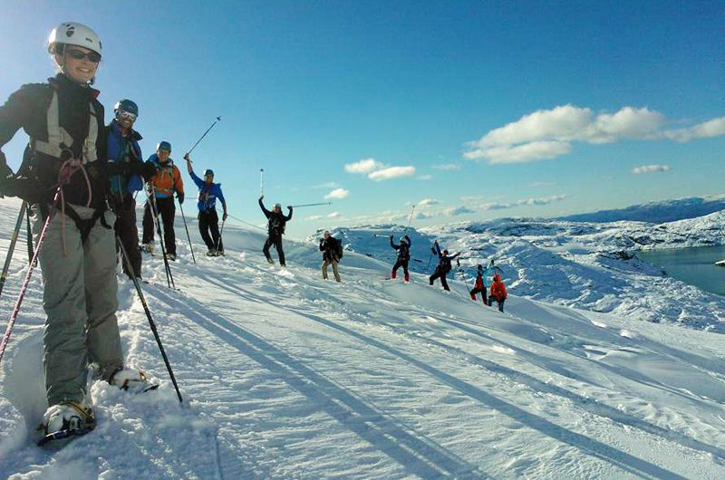 norway snow shoe