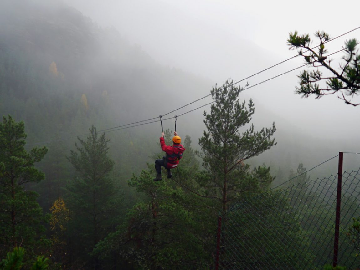 norway zipline blog