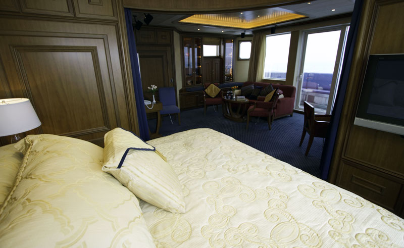 sea spirit owners suite